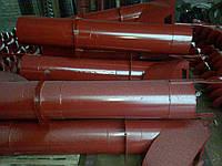 Кожух шнека зернового наклонный Полесье-812 КЗК- 0216010