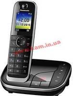 Радиотелефон DECT Panasonic KX-TGJ320UCB Black (KX-TGJ320UCB)