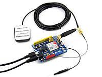 GSM,GPRS,GPS Shield SIM808 Arduino від Waveshare, фото 1
