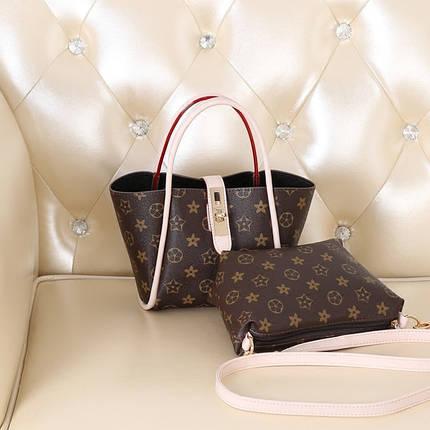 Женская сумочка двойная , фото 2