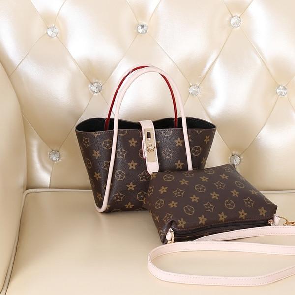 Женская сумочка двойная