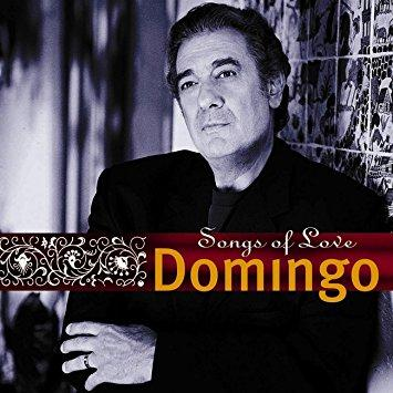 СD-диск Placido Domingo - Songs of Love