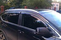 Дефлекторы окон (ветровики) HONDA CR-V IV 2012