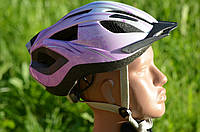 Женский велосипедный шлем CRIVIT с Германии/ 54-60 см