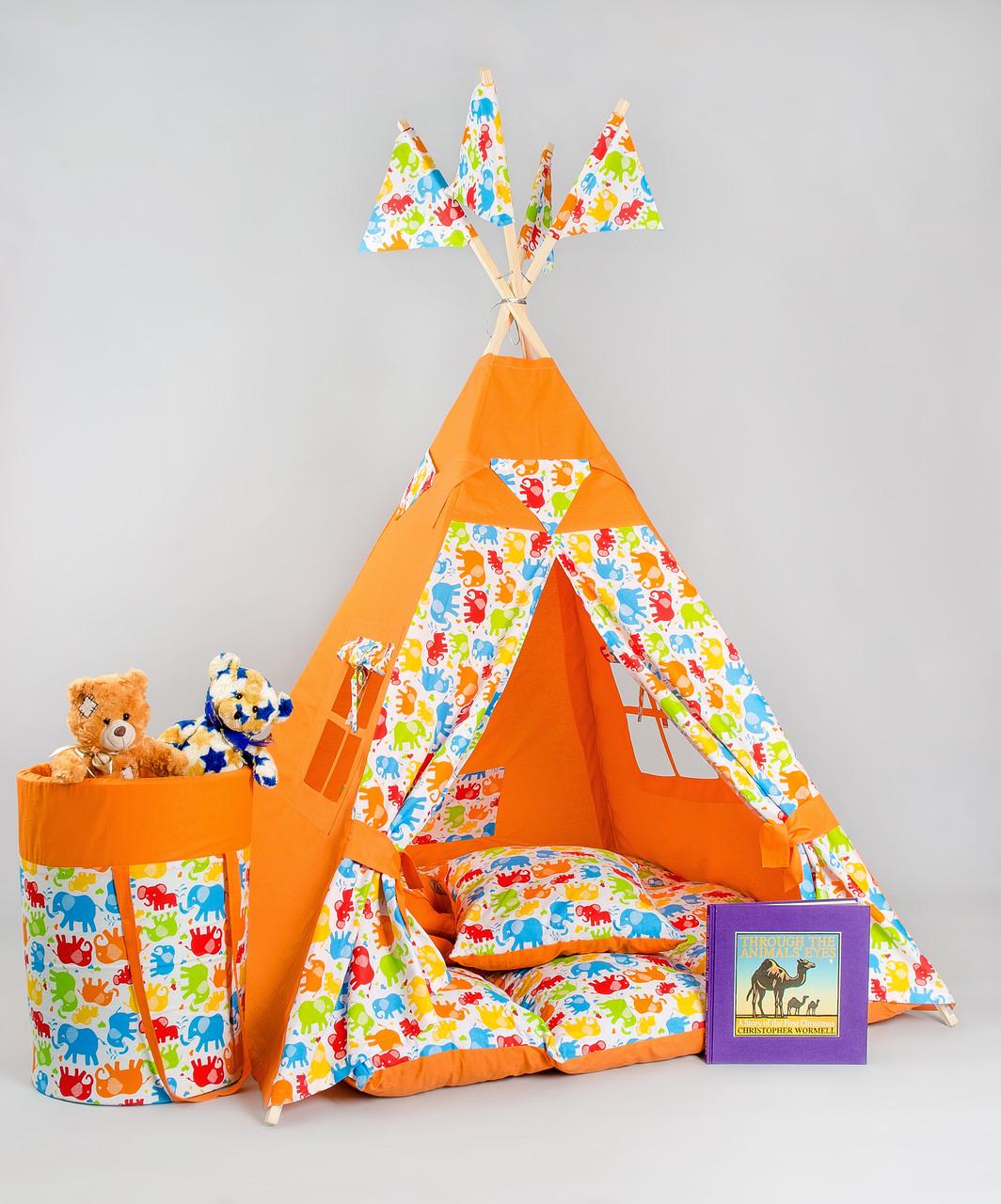 Вигвам - палатка «Оранж»