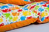 Вигвам  «Оранж» с ковриком - подушками, фото 3