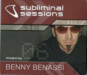 СD-диск Benny Benassi – Subliminal Sessions Six (CD01)