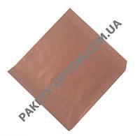 Крафт пакет бумажный с V-образным дном