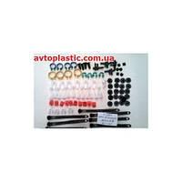 Набор ваз 2107 пластиковых крепежных изделий