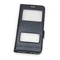 Чехол-книжка Momax для HTC One M7 Black