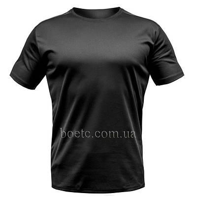 Футболка (термо) CoolMAX BLACK