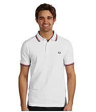 Мужская футболка в стиле фред перри чоловіча поло