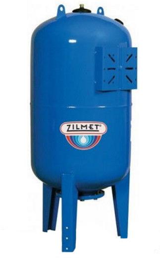 Ресивер (гидроаккумулятор) для воды ZILMET ULTRA–PRO 500 V