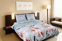 Двуспальное постельное бельё Теп Колорит - айвери