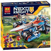 Конструктор Bela 10488 Nexo Knights Устрашающий разрушитель Клэя