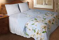 Двуспальное постельное бельё Теп Колорит - лилит
