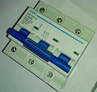 Автоматические выключатели CHINT DZ158-125 3P 6KA 125A на DIN-рейку