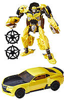 Бамблби Делюкс Трансформеры 5 Последний Рыцарь, The Last Knight Premier Edition Deluxe Bumblebee, Hasbro