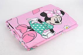 """Полуторное детское постельное """"Minnie Mouse"""" (Арт. AN100/16)"""