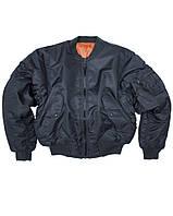 Куртка лётная MA1, dark blue