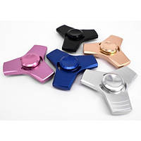 Fidget spinner-Хенд спиннер металлический (в коробке)