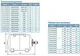 Гидроаккумулятор Aquatica 779122 (50 л), фото 3