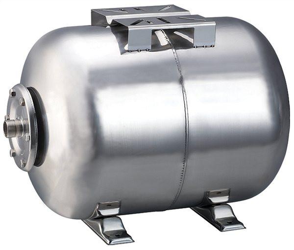 Бытовой гидроаккумулятор Aquatica 779112 (50 л), нержевающий бак