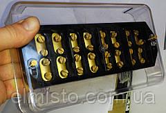 Колодки підключення до лічильників Elvin 200А