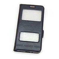 Чехол-книжка Momax для Samsung I9190/S4 mini Black
