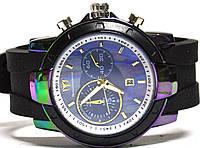 Часы на резиновом ремешке 00445
