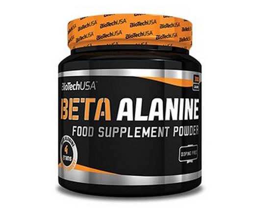 Аминокислота BioTech Beta Alanine 300 г, фото 2