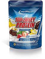 100% Whey Protein 500 g banana-yoghurt