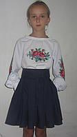 Блузка с украинской вышивкой