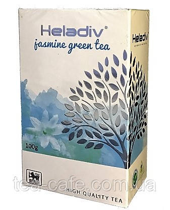 Чай Heladiv зеленый с жасмином Пекое 100гр.