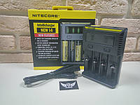 Зарядное устройство Nitecore intellicharger NEW i4 ORiGiNAL, фото 1