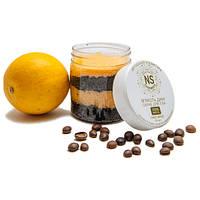 Скраб для тела  «кофе с дыней»  NS cosmetics