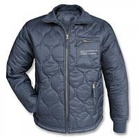 Куртка телогрейка американская, dark blue