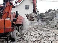 Демонтаж дома Киев, фото 1