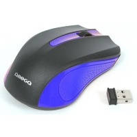 Беспроводная мышь Omega Wireless OM-419 blue
