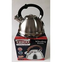 Чайник нержавейка 3 л, Frico FRU-758
