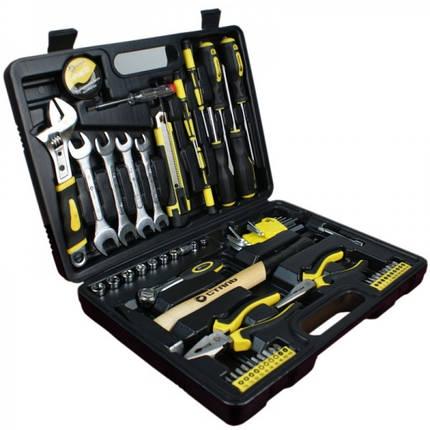 Профессиональный набор инструментов Сталь AT-5912 59 единиц, фото 2