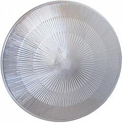 Крышка поликарбонатного рассеивателя - 410 мм