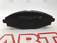 Передние тормозные колодки Finwhale V436 Daewoo Lanos 1.5 Chevrolet Lanos 1.5 Spark Matiz , фото 1
