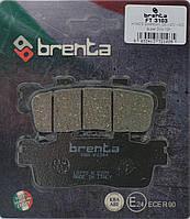 Тормозные  колодки BRENTA FT 3103 органические  на мототехнику