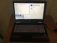 HP 15T bc200 15'6 FHD  i5-7300HQ Nvidia GTX 1050 8Gb DDR4 256Gb SSD m2