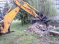 Демонтаж фундамента, фото 1