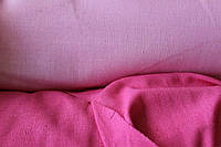 Ткань лен нежно розовая, фото 1