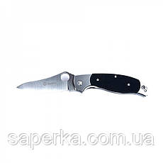 Нож универсальный Ganzo (черный, оранжевый) G7371-BK, фото 2