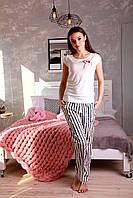 Пижама женская футболка с штанами Греция