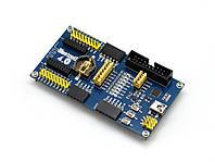 Відлагоджувальна материнська плата для модуля NRF51822 Bluetooth 4.0, фото 1